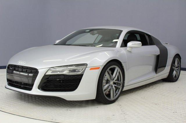 Audi West R8 4.2